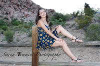 senior photoshoot